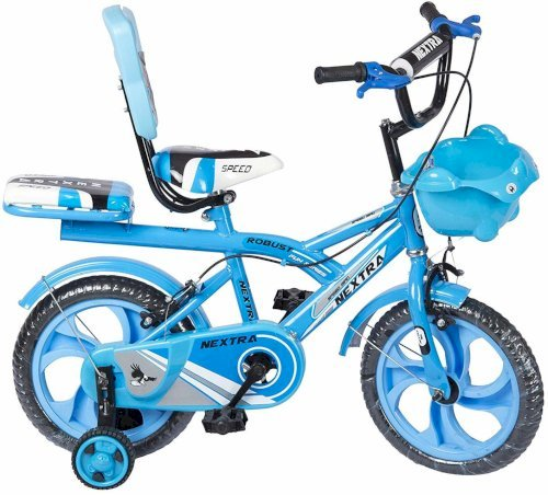 Speed Bird K30 Blue For Kid'S 14 T Bmx Cycle Single Speed, Multicolor