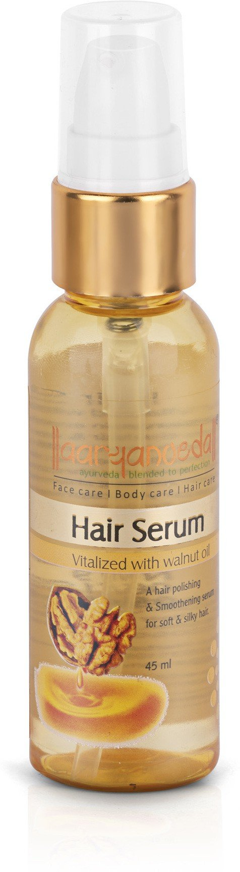 Aryanveda Herbals Hair Serum For All Hair Type 45 Ml