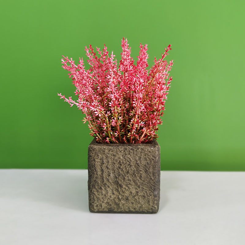 Artificial Beautiful Flower Plant with Pot