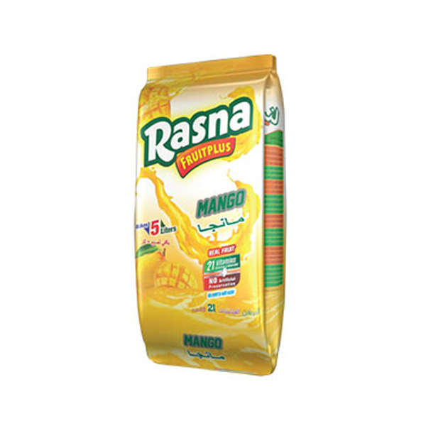 Rasna Mango Powder Juice 400Gm