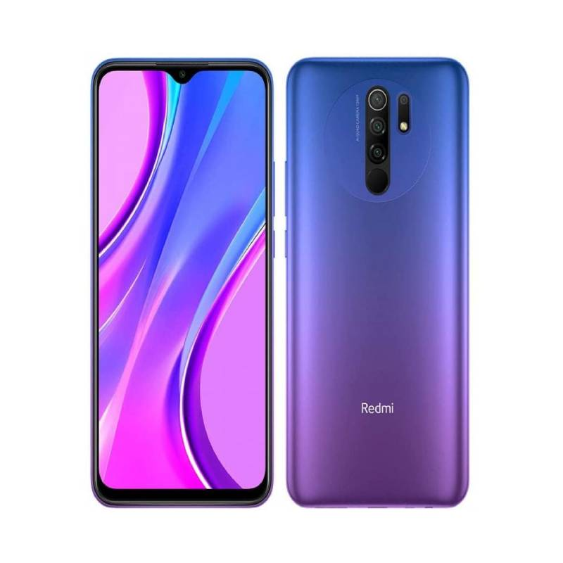 Xiaomi Redmi 9 4GB RAM / 64 GB ROM - 5020 mAh Battery - Purple