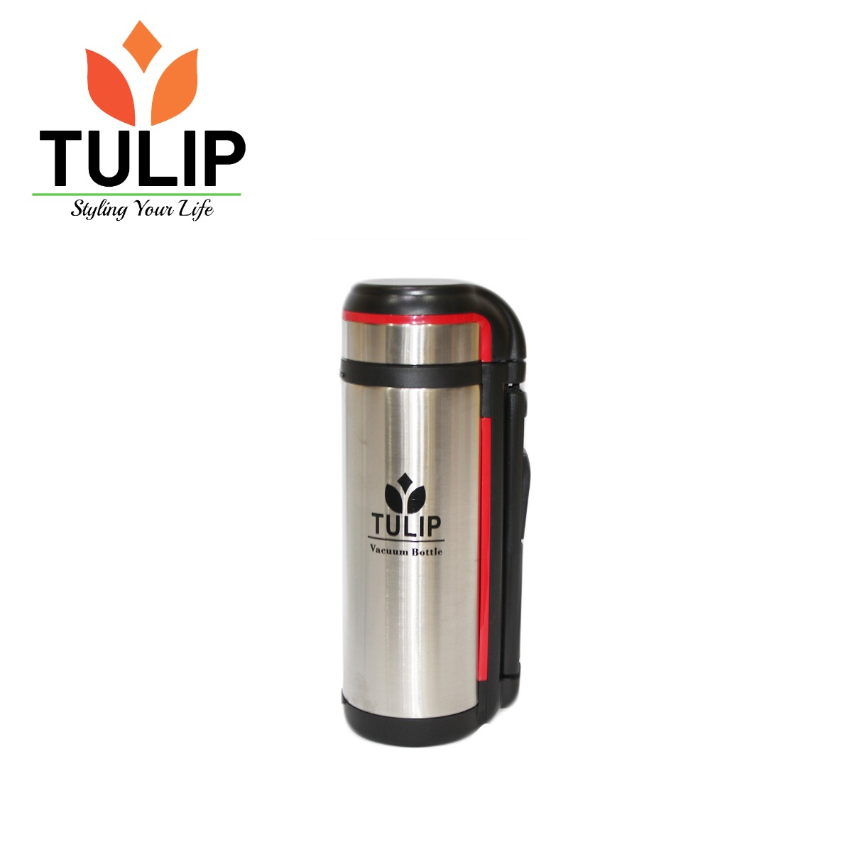 Tulip 1800ML High Grade Stainless Steel Slimline Vacuum Flask ( 1.8 Litre )