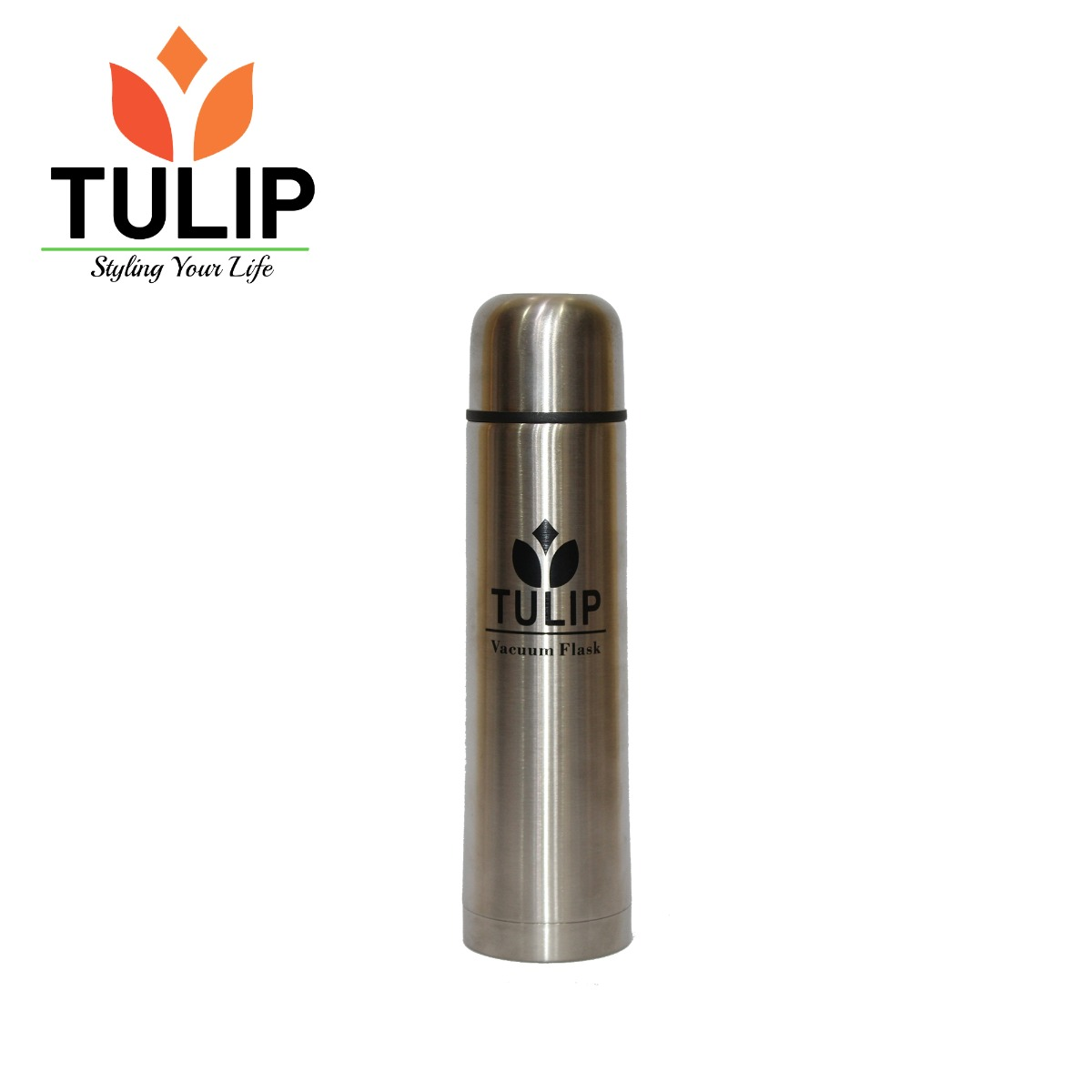Tulip 350ML High Grade Stainless Steel Slimline Vacuum Flask