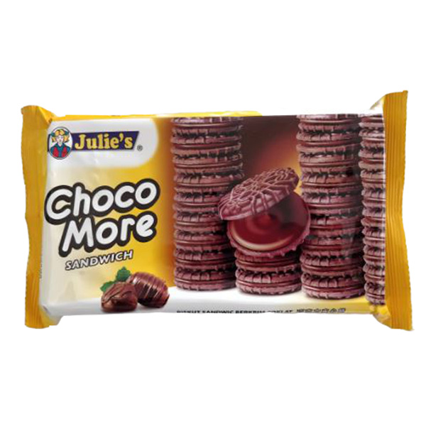 Julies Choco More Sandwich 160gm